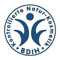 Siegel der Naturkosmetik vom BDIH