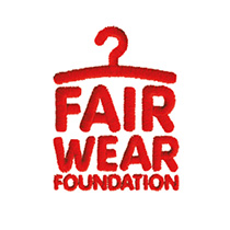 Siegel der Fair Wear Foundation