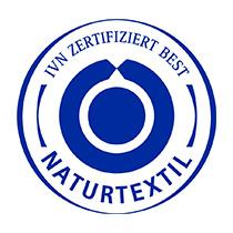 Siegel von IVN Naturtextil