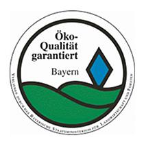 Siegel von Ökoqualität Garantiert
